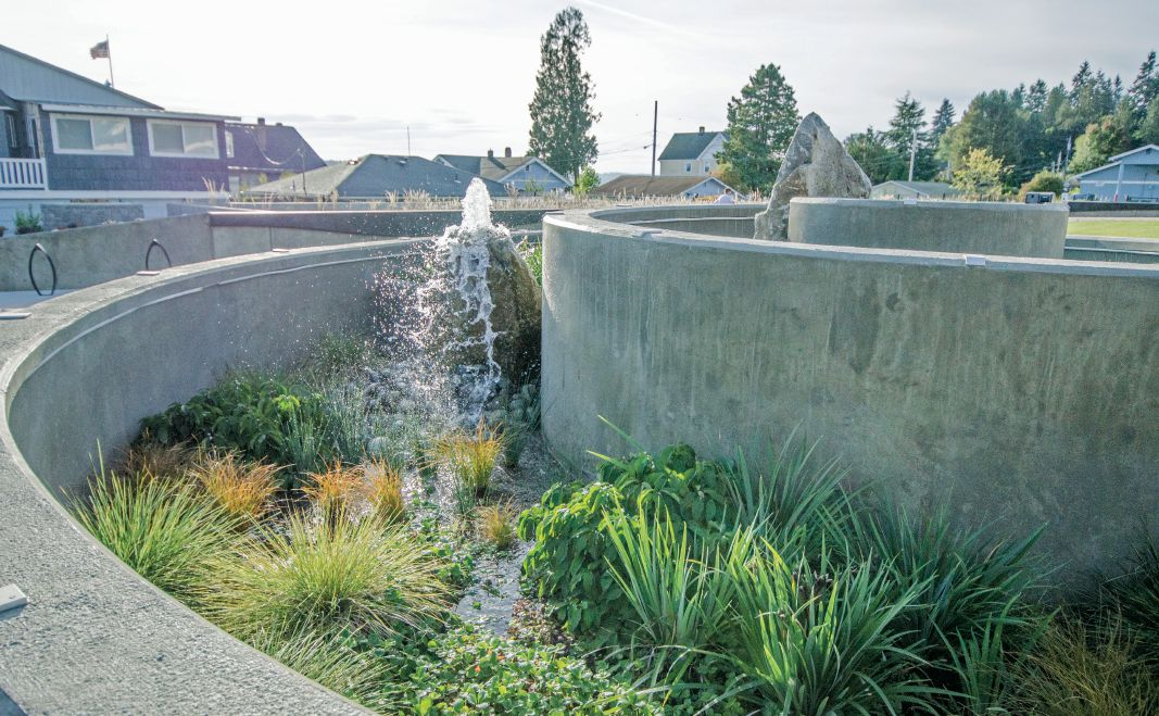 Manchester Stormwater Park