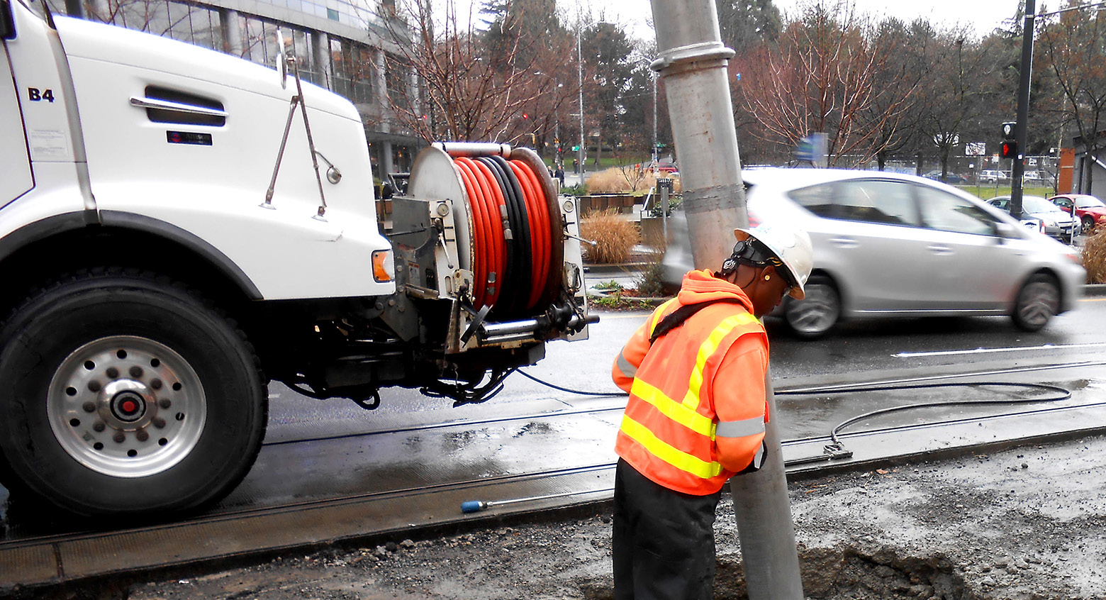 Kitsap County Stormwater System Operation & Maintenance