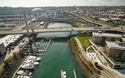 Tacoma stormwater system cleaning for legacy pollutants